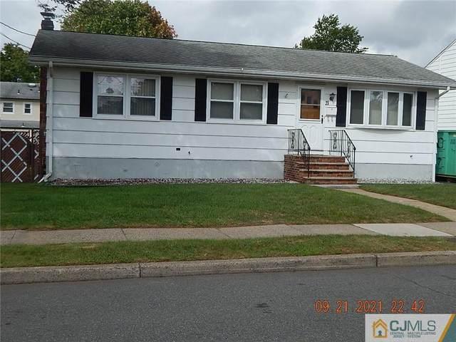 25 Harrison Avenue, Colonia, NJ 07067 (#2250471M) :: Rowack Real Estate Team