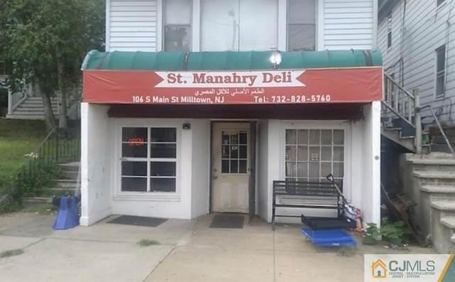 106 S Main Street, Milltown, NJ 08850 (MLS #2250491M) :: Kay Platinum Real Estate Group
