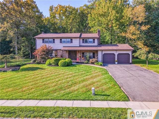 26 Woodmere Road, North Brunswick, NJ 08902 (MLS #2250596M) :: Kay Platinum Real Estate Group