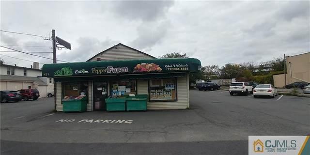431 Plainfield Avenue, Edison, NJ 08817 (#2250597M) :: Rowack Real Estate Team