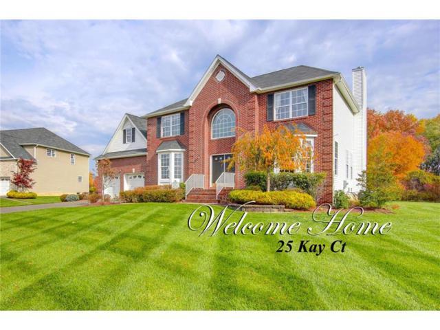 25 Kay Court, Monroe, NJ 08831 (MLS #1706639) :: The Dekanski Home Selling Team