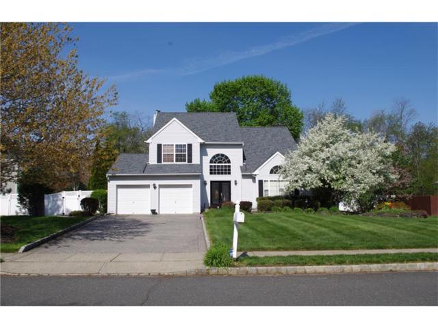 4 Oak Hill Drive, Monroe, NJ 08831 (MLS #1712831) :: The Dekanski Home Selling Team