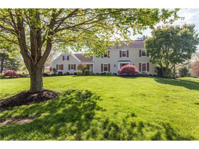40 Washington Drive, Cranbury, NJ 08512 (MLS #1716598) :: The Dekanski Home Selling Team
