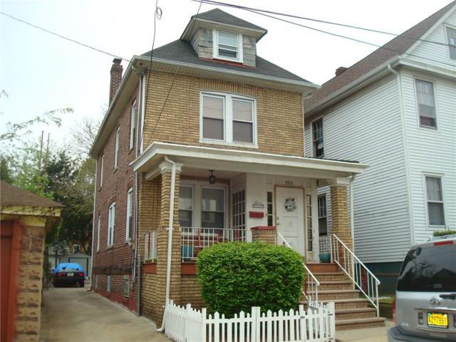 105 Harvey Street, New Brunswick, NJ 08901 (MLS #1716832) :: The Dekanski Home Selling Team
