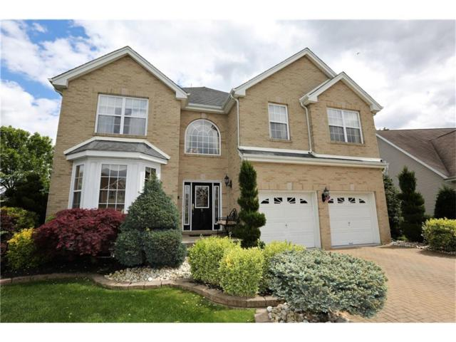 1 Prestwick Court, Monroe, NJ 08831 (MLS #1717915) :: The Dekanski Home Selling Team