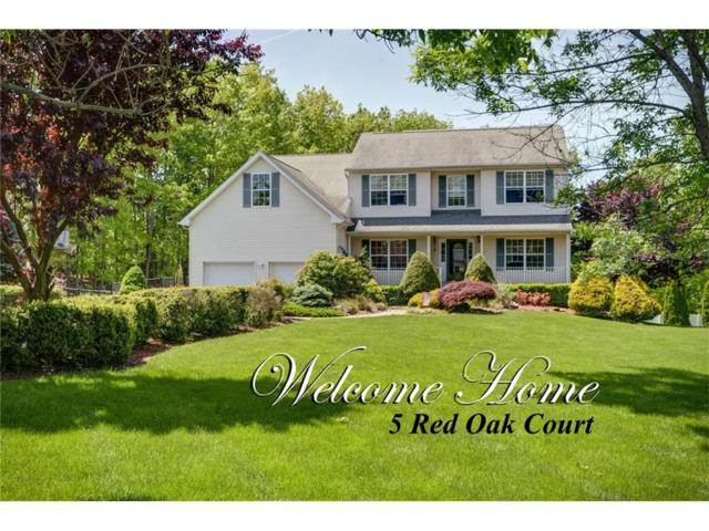 5 Red Oak Court, Monroe, NJ 08831 (MLS #1718718) :: The Dekanski Home Selling Team