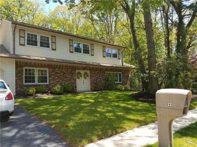 22 S Rhoda Street S, Monroe, NJ 08831 (MLS #1718819) :: The Dekanski Home Selling Team