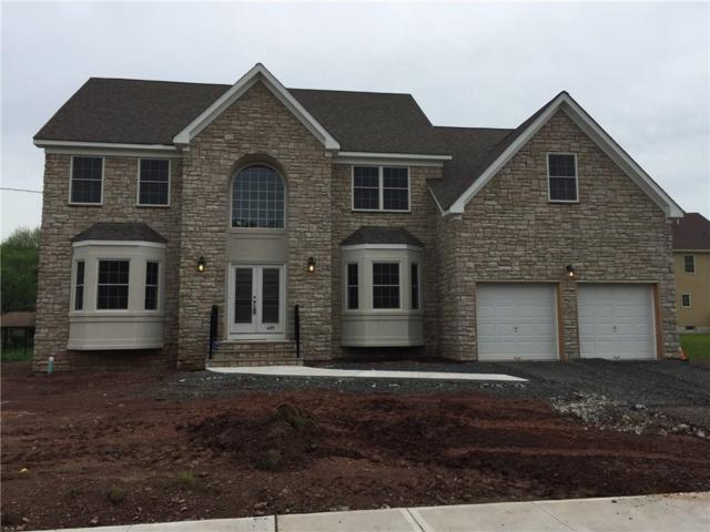 409 Jarrard Street, Piscataway, NJ 08854 (MLS #1719509) :: The Dekanski Home Selling Team