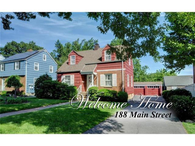188 Main Street, Woodbridge Proper, NJ 07095 (MLS #1720055) :: The Dekanski Home Selling Team