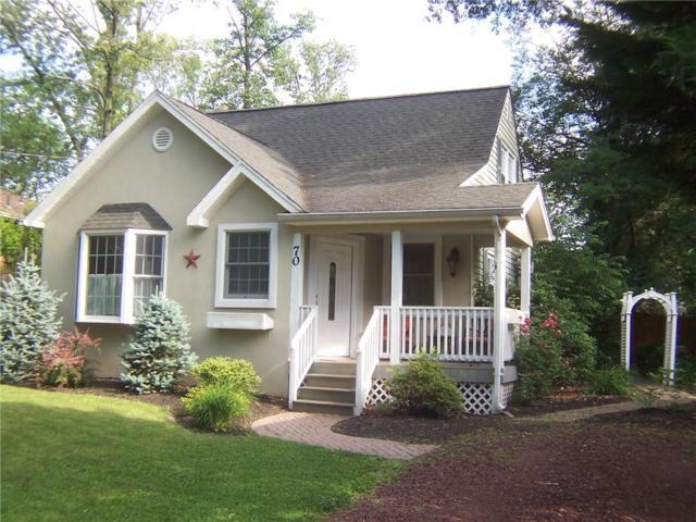 70 Berkley Avenue, Colonia, NJ 07067 (MLS #1720740) :: The Dekanski Home Selling Team