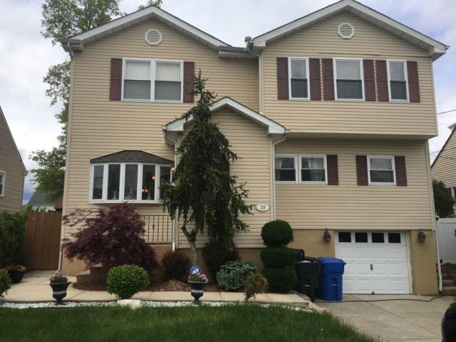 39 Mason Street, Menlo Park Terrace, NJ 08840 (MLS #1720755) :: The Dekanski Home Selling Team