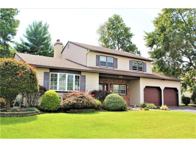 205 Normandy Road, Edison, NJ 08820 (MLS #1804114) :: The Dekanski Home Selling Team