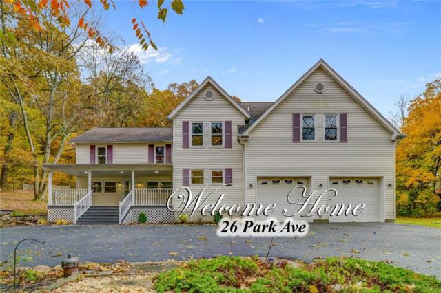 26 Park Avenue, Randolf, NJ 07869 (#1905960) :: Group BK