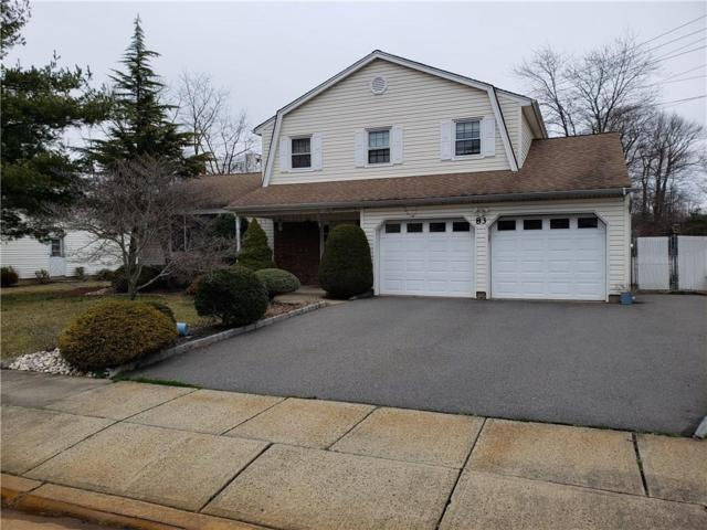 83 Stratford Circle, Edison, NJ 08820 (#1919720) :: Daunno Realty Services, LLC