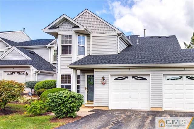 2 Tuthill Court #1005, Sayreville, NJ 08872 (MLS #2004726) :: The Dekanski Home Selling Team