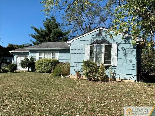 33 Half Acre Road, Jamesburg, NJ 08831 (MLS #2006688) :: William Hagan Group