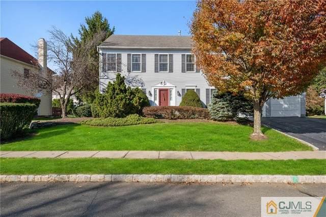16 Crestview Drive, South Brunswick, NJ 08824 (MLS #2007493) :: William Hagan Group
