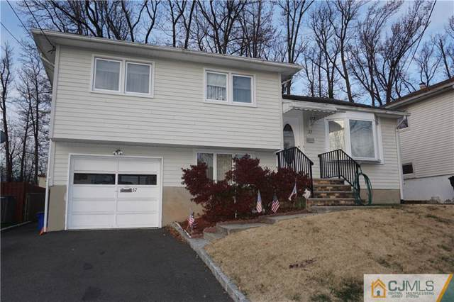 37 N Rahway Avenue, Colonia, NJ 07067 (#2008584) :: Daunno Realty Services, LLC