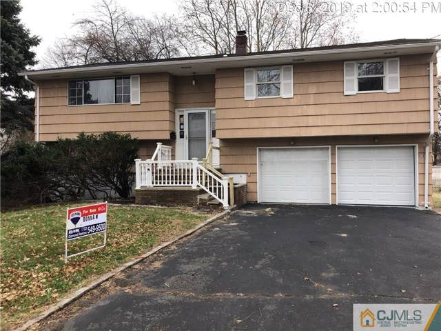 205 Carolyn Avenue, Colonia, NJ 07067 (#2008731) :: Daunno Realty Services, LLC