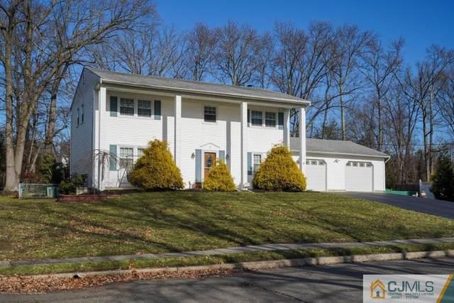 14 Sandburg Drive, Marlboro, NJ 07751 (MLS #2010246) :: William Hagan Group