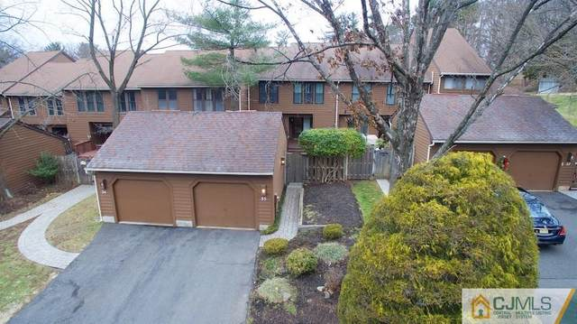 35 Giggleswick Way #35, Edison, NJ 08820 (MLS #2010649) :: The Premier Group NJ @ Re/Max Central