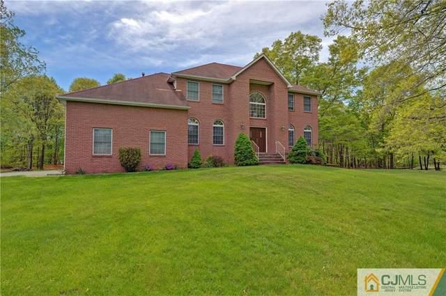 150 Crine Road, Marlboro, NJ 07751 (MLS #2011155) :: William Hagan Group