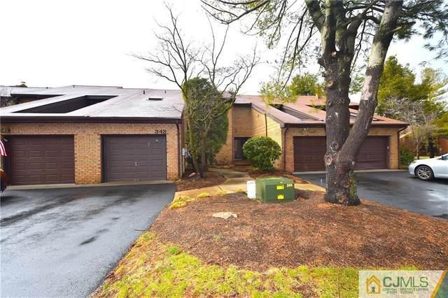343 Willowbrook Drive, North Brunswick, NJ 08902 (MLS #2011533) :: William Hagan Group