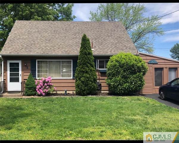 5 Ash Terrace, Sayreville, NJ 08859 (MLS #2011730) :: The Premier Group NJ @ Re/Max Central