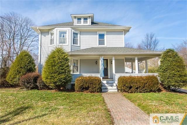 624 Ridge Road, South Brunswick, NJ 08852 (MLS #2011910) :: REMAX Platinum
