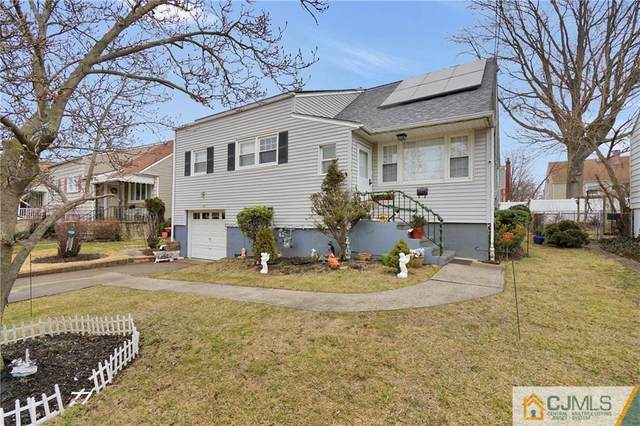 43 Glenwood Terrace, Fords, NJ 08863 (#2011968) :: Nexthome Force Realty Partners