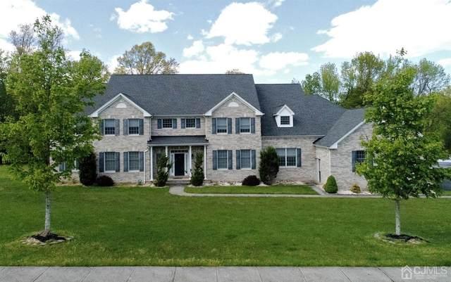 12 Hayduk Drive, Edison, NJ 08820 (MLS #2012128) :: William Hagan Group