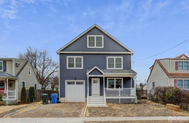 309 Grady Drive, Woodbridge Proper, NJ 07095 (MLS #2012158) :: William Hagan Group