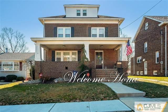 111 E Prospect Avenue, Woodbridge Proper, NJ 07095 (MLS #2012167) :: William Hagan Group
