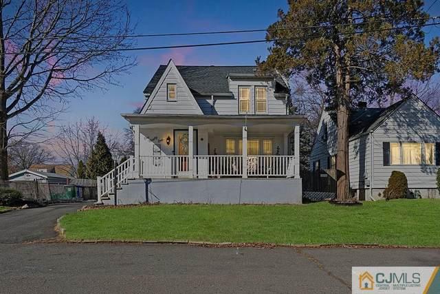 191 Berkley Court, Iselin, NJ 08830 (MLS #2012227) :: William Hagan Group