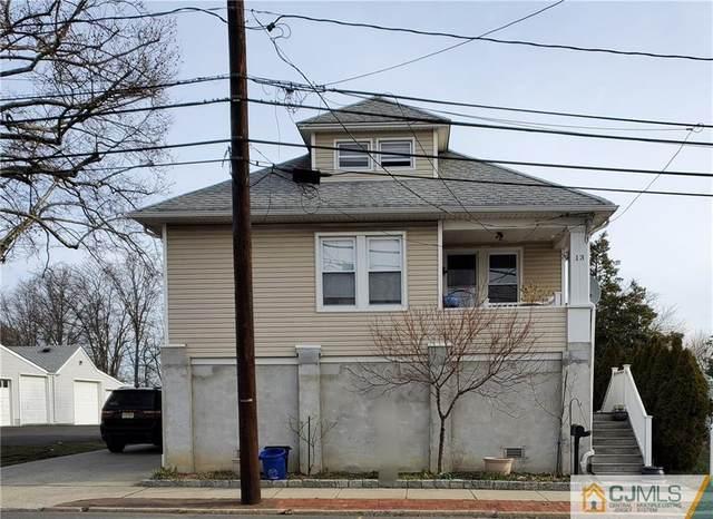 13 Reid Street, South River, NJ 08882 (MLS #2012231) :: William Hagan Group