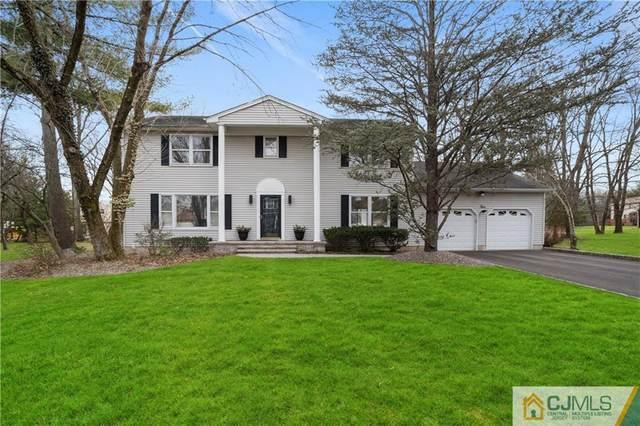 4 Talia Road, South Brunswick, NJ 08824 (MLS #2012316) :: RE/MAX Platinum