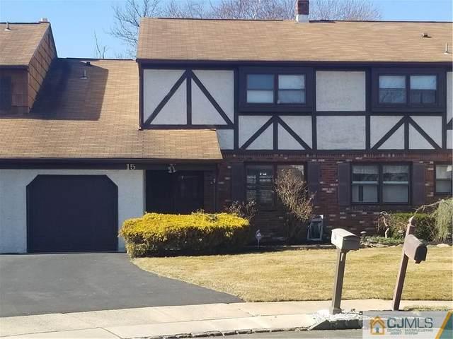 15 Sherbone Place #15, Sayreville, NJ 08872 (MLS #2012332) :: William Hagan Group
