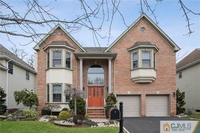 3 Elizabeth Court, Colonia, NJ 07067 (MLS #2012407) :: The Dekanski Home Selling Team