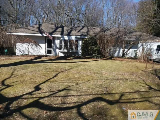 24 Pine Drive, Roosevelt, NJ 08555 (MLS #2012442) :: William Hagan Group
