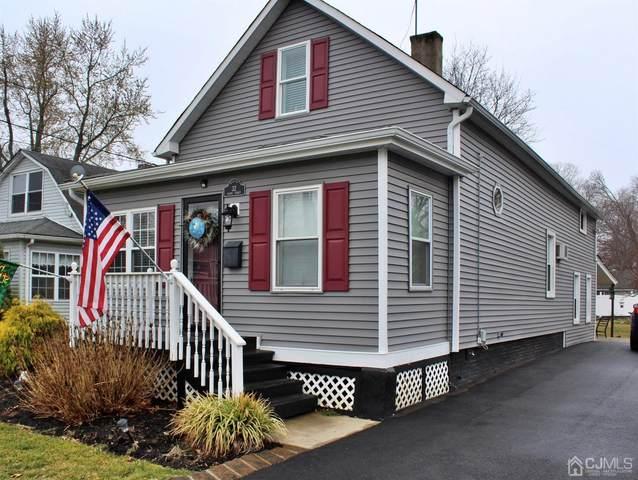 32 Lloyd Street, Edison, NJ 08817 (MLS #2012712) :: The Dekanski Home Selling Team
