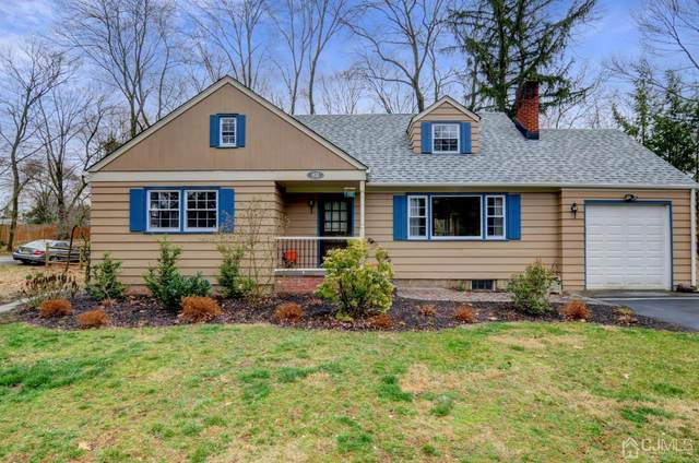 831 Hoes Lane W, Piscataway, NJ 08854 (MLS #2014231) :: Vendrell Home Selling Team