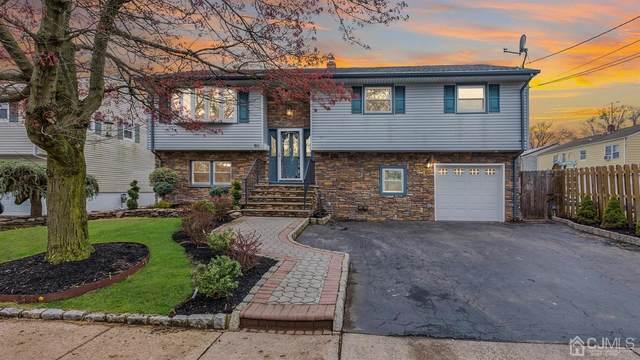 65 N Grant Avenue, Colonia, NJ 07067 (MLS #2014512) :: William Hagan Group