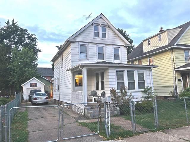 235 Talmadge Street, New Brunswick, NJ 08901 (MLS #2019275) :: The Sikora Group