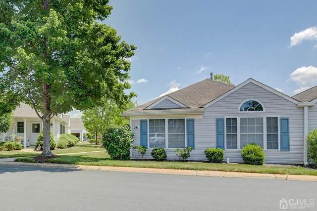 241 Nighthawk Drive, Monroe, NJ 08831 (MLS #2100405) :: Rob Sago Home Group