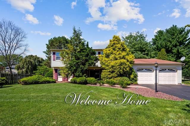 67 Parker Road, Plainsboro, NJ 08536 (MLS #2101407) :: Provident Legacy Real Estate Services, LLC
