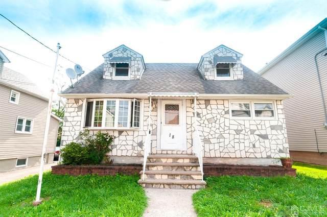 18 John Street, Carteret, NJ 07008 (MLS #2102031) :: The Sikora Group