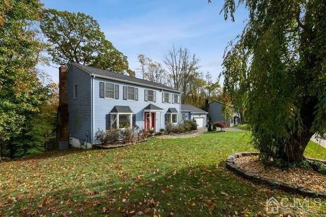 865 Hoover Drive, North Brunswick, NJ 08902 (MLS #2103177) :: The Dekanski Home Selling Team