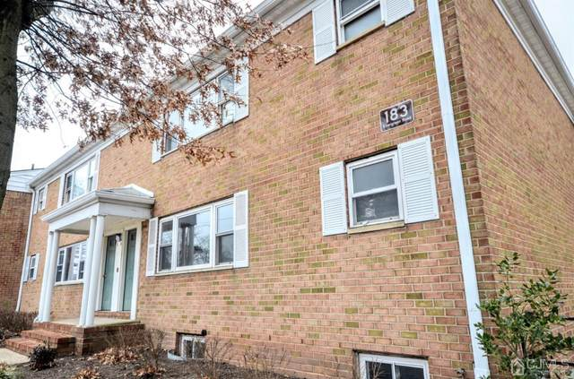 183 Evergreen Road 16A, Edison, NJ 08837 (MLS #2103546) :: REMAX Platinum