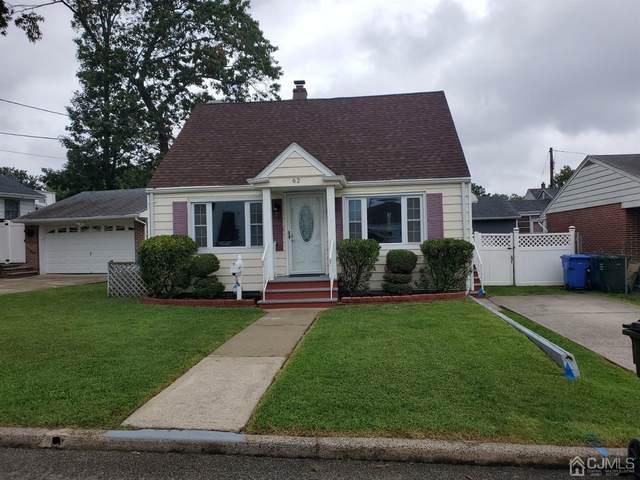 62 Beech Street, Fords, NJ 08863 (MLS #2104049) :: The Sikora Group