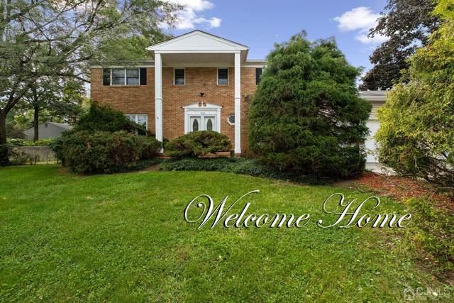 90 Oakey Drive, South Brunswick, NJ 08824 (MLS #2104284) :: The Sikora Group